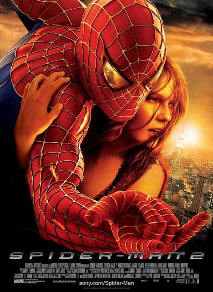 初代スパイダーマン映画三部作シリーズの登場人物と画像
