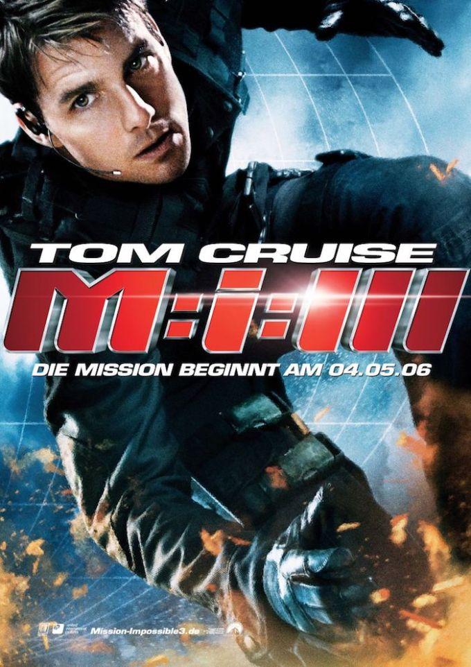 映画シリーズ3作目『ミッション:インポッシブル3』の登場人物と画像