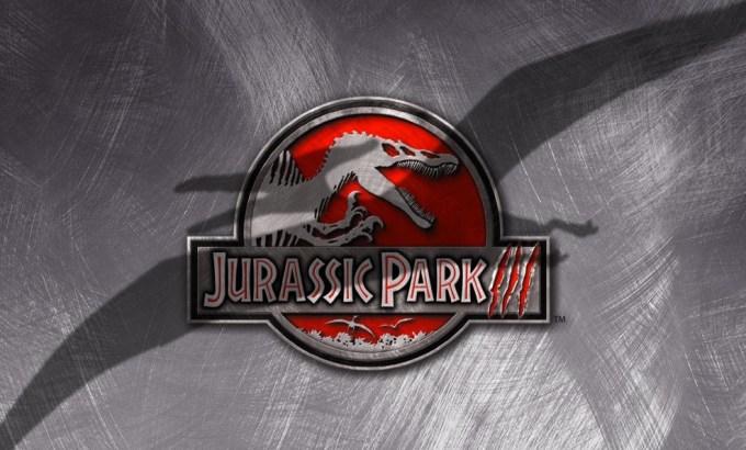 ジュラシック・パークシリーズのロゴ画像