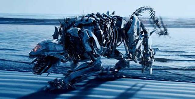 映画トランスフォーマーの登場キャラクター画像ラヴィッジ