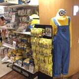 大阪のPLAZAで売っていたミニオンズグッズの画像