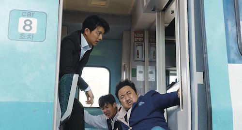 新感染シリーズのあらすじ⑦〜列車で衝突をする主人公たち〜