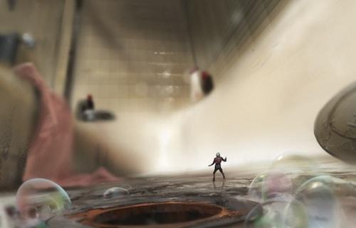 映画『アントマン』のあらすじ画像1