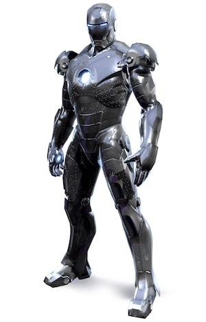 アイアンマンのアーマースーツ「マーク2」の画像