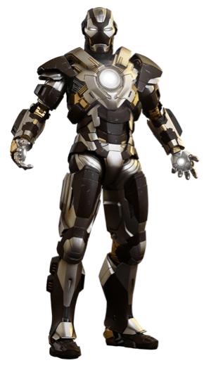 アイアンマンのアーマースーツ「マーク24」の画像