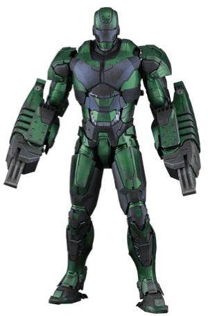 アイアンマンのアーマースーツ「マーク26」の画像