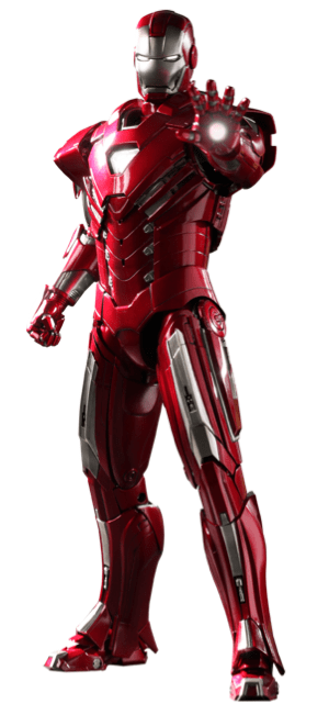 アイアンマンのアーマースーツ「マーク33」の画像