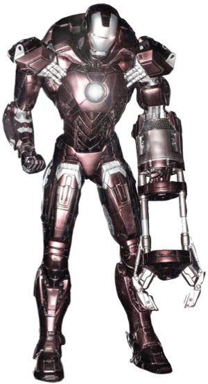 アイアンマンのアーマースーツ「マーク34」の画像