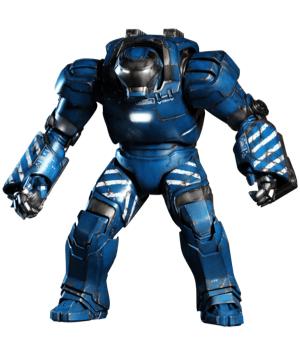 アイアンマンのアーマースーツ「マーク38」の画像