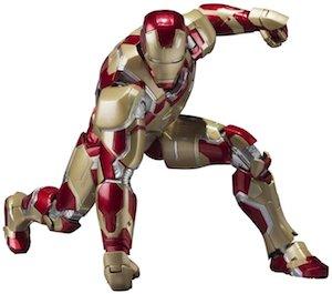 アイアンマンのアーマースーツ「マーク42」の画像