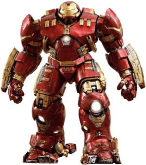 アイアンマンのアーマースーツ「マーク44」の画像