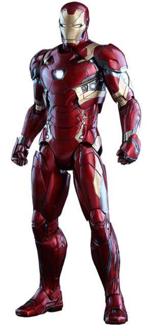 アイアンマンのアーマースーツ「マーク46」の画像