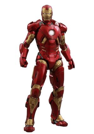アイアンマンのアーマースーツ「マーク9」の画像