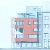 Gaucheret façade