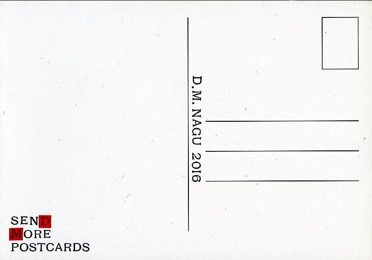 Send more postcards