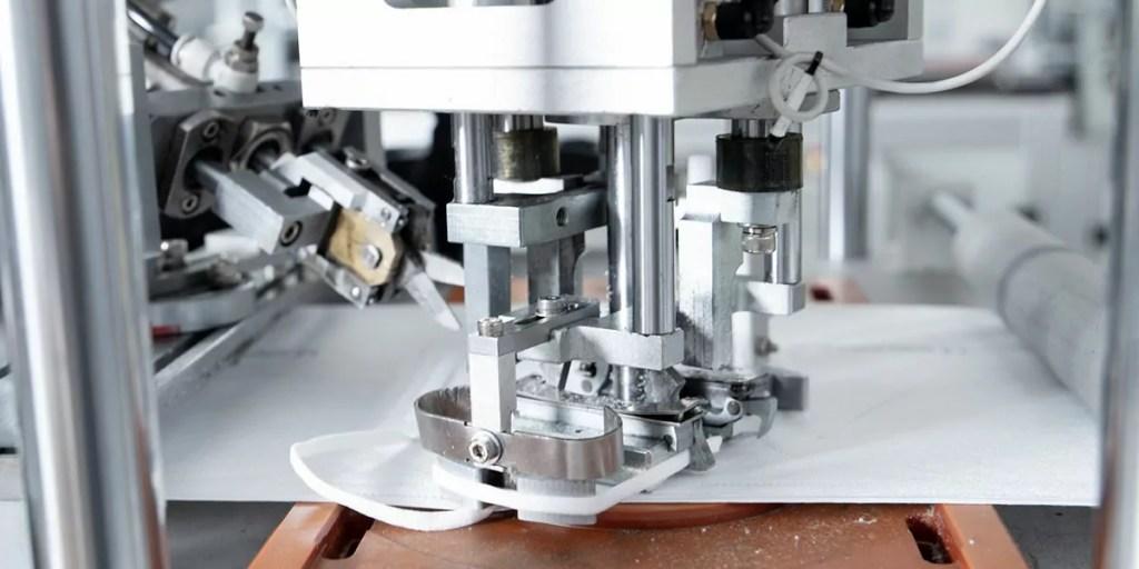 FFP2 Produktion in Unna