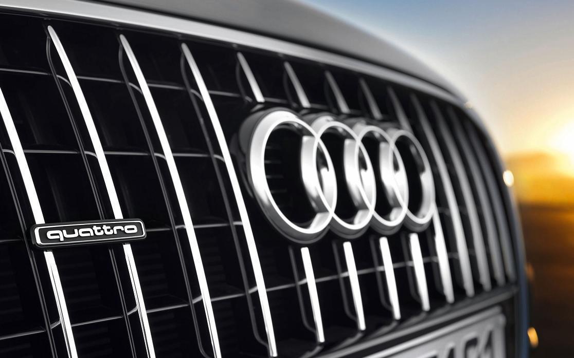 Wirtualny salon samochodowy · motocykle custom; Audi - historia marki