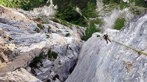 Klettern im Karwendel
