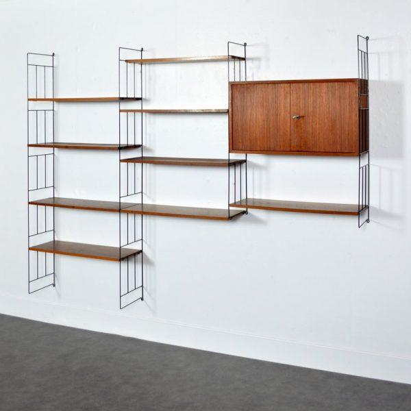 suspendu design scandinave whb 1960s