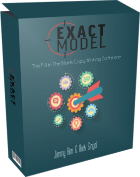 Create Email and Sales Templates in 10 minutes or less with Exact Model 2