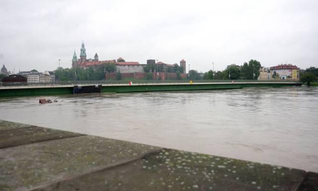 11 lat temu Kraków walczył z wielką wodą