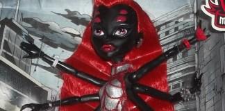 2014 Monster High Webarella Wydowna Spyder returns!