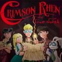 middle grade graphic novel Crimson Rhen an all ages comic