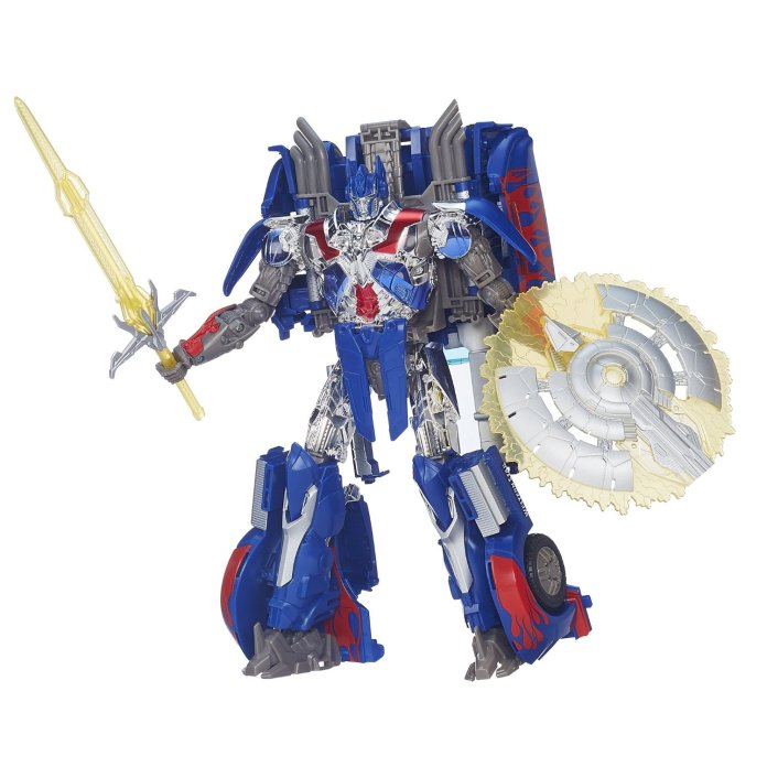 Transformers Movie 4 Optimus Prime Action Figure, First Edition