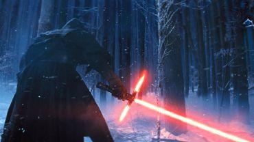 Crossguard Lightsaber Star Wars Episode VII The Force Awakens