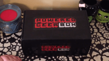 Powered Geek Box
