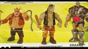 Bebop Rocksteady - TMNT2
