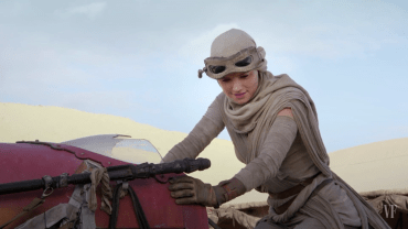 Rey - The Force Awakens - Is she a Mary Sue?