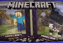 Minecraft Survival Mode Toys - New for 2016