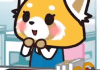 Aggretsuko the Red Panda from Sanrio | Hello Kitty