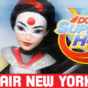 DC Super Hero Girls at Toy Fair NYC 2017 | Katana