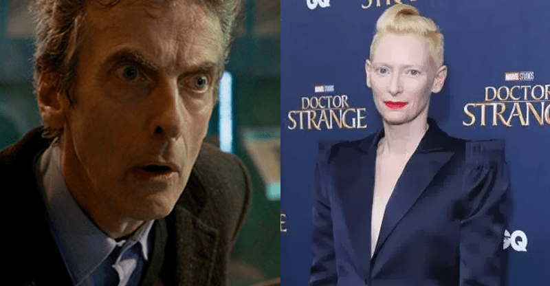 Doctor Who - Is Tilda Swinton the 13th Doctor?