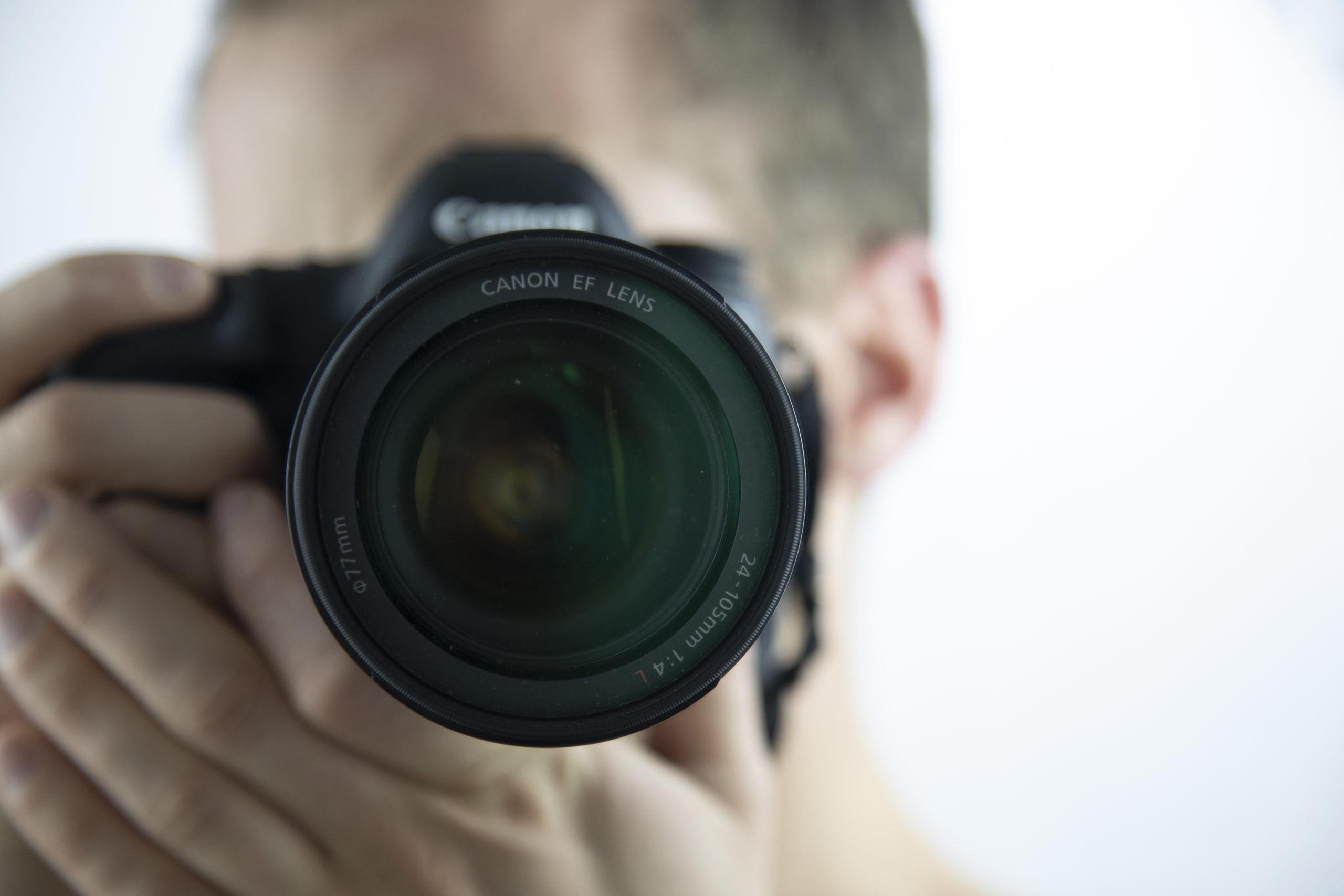 Portrait Guillaume Sorel Photographe D-Rôles Photography