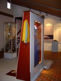 Billund Museum - særudstilling 'Vorbasse - en Arkæologisk Perle'. #designtegnestuen #udstillingsdesign