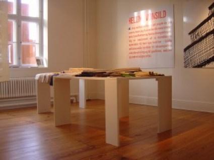 Nicolai Kunst & Design - særudstilling 'Lækre Modeller' #udstillingsdesign #designtegnestue