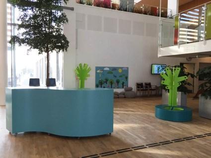#indretningsundhedscenter #helendearkitektur #indretning #designtegnestuen #designtegnestue #D-sign Tegnestuen