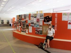 D-sign Tegnestuen og design tegnestuen laver biblioteksindretninger der giver brugerne spændende oplevelser