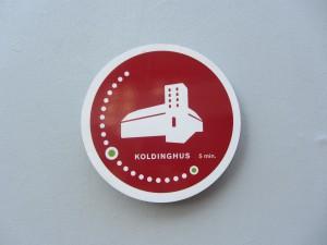 D-sign Tegnestuen og designtegnestuen arbejder med wayfinding på spændende nye måder i byens rum