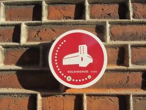 D-sign Tegnestuen og design tegnestuen arbejder med wayfinding på spændende anderledes måder i byens rum
