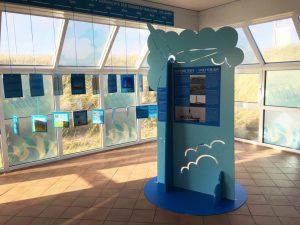'Vores Vind' udstilling i Hvide Sande #udstillingsdesign#formidling#udstilling#udstillingsarkitekt#udstillingsplancher#designer#arkitektur#arkitektur #designtegnestue #designtegnestuen