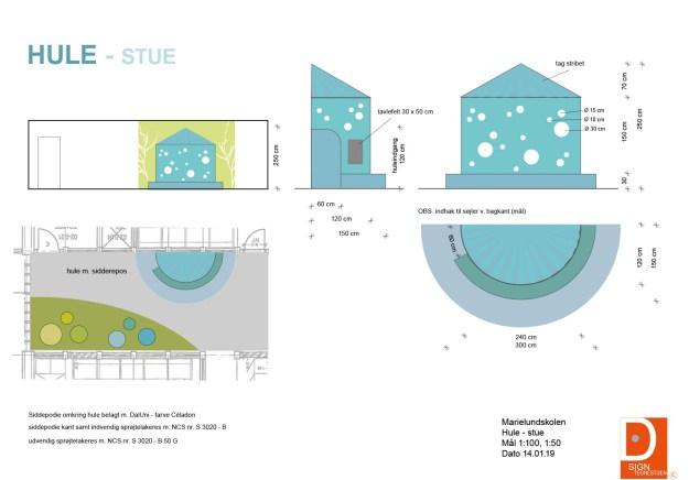 farvesætning, flot indretning, grafik, mønstre, flotte farver, indretning, design, arkitektur, indretningsarkitekt, D-sign Tegnestuen, designtegnestuen, designtegnestue
