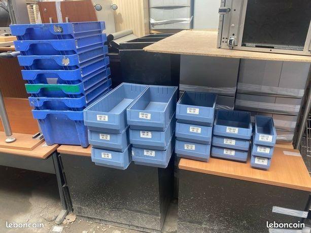 boite de bricolage rangement pour visserie boulon garage