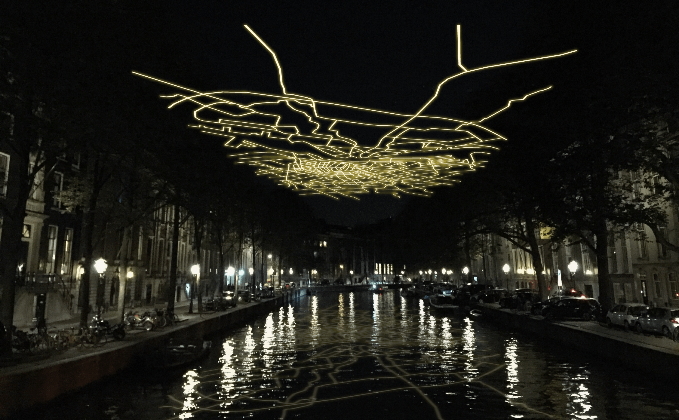 Verlichting Festival Amsterdam Amsterdam Light Festival 2017 2018 D Unknown Controlled Chaos