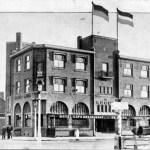 Haabaarheidsonderzoek Beeldbepalende panden Schiedam - Archieffoto Hotel De Kroon