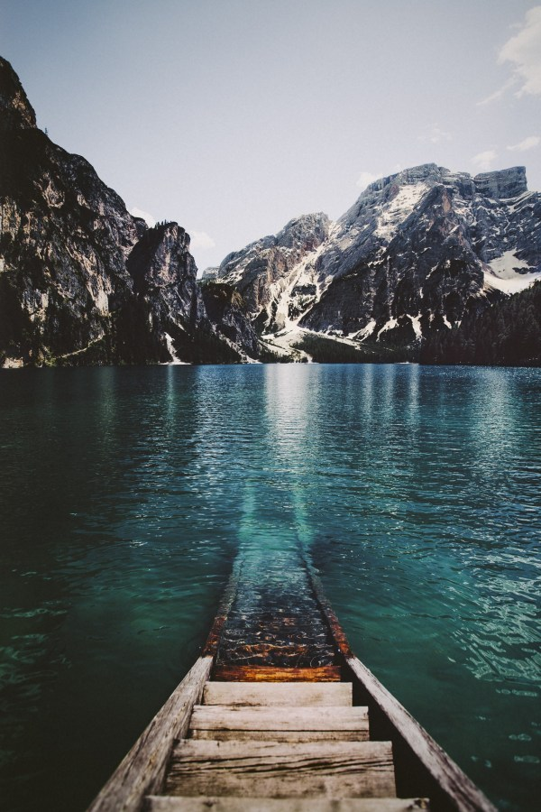 Mountains and Water Photography