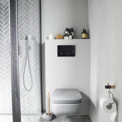 Ikea Kitchen Lighting Standing Cabinets For Scandinavian Bathroom By Slow Design Studio, Norway ...